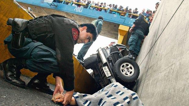 SOAT: SBS informará número de accidentes de cada vehículo