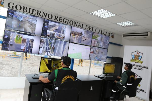 DISMINUYEN EN MÁS DEL 50 POR CIENTO LOS ROBOS EN EL CALLAO