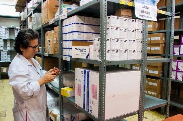 ABASTECEN AL HOSPITAL CARRIÓN DE MEDICINAS BÁSICAS Y TRATAMIENTO DE DIABETES Y CÁNCER POR UN MILLÓN DE SOLES.