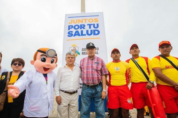 Gobierno Regional del Callao lanzó plan