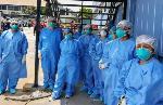 REFUERZAN VIGILANCIA EPIDEMIOLÓGICA DE PERUANOS Y EXTRANJEROS EN GRUPO AÉREO N°8
