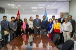 Se instaló el Comité Regional de Seguridad Ciudadana del Callao y juramentan nuevos integrantes