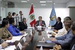 Comisión Bicentenario del Callao realizó su primera sesión del año 2020